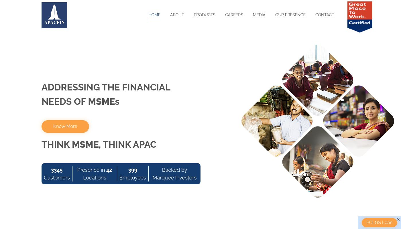 134) APAC Financial Services