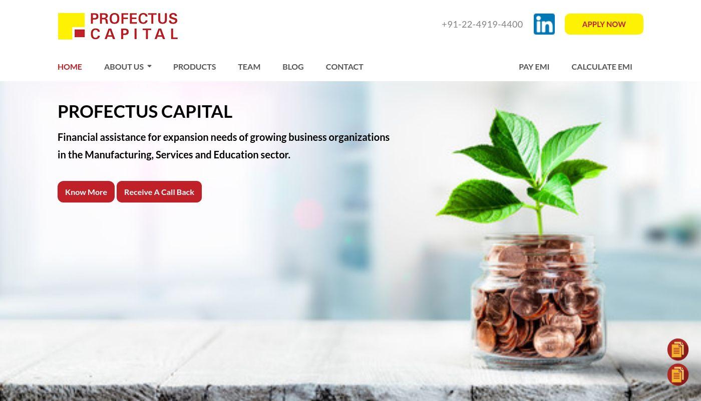 139) Profectus Capital