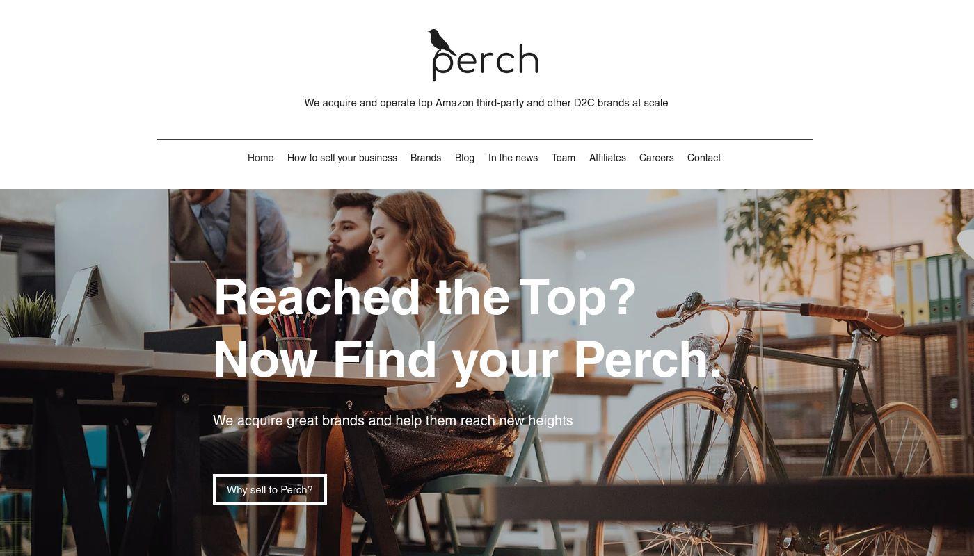 29) Perch