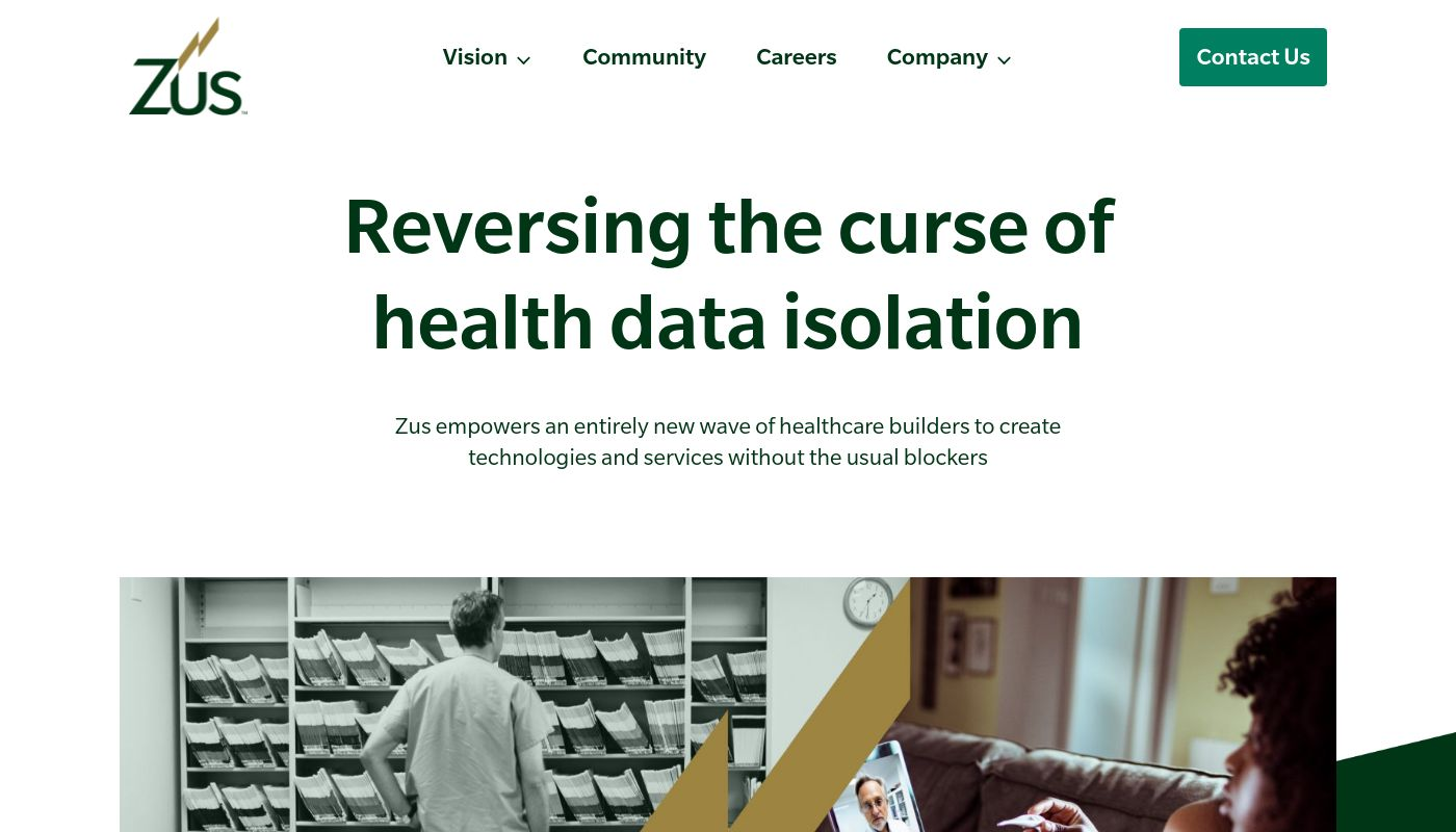78) Zus Health