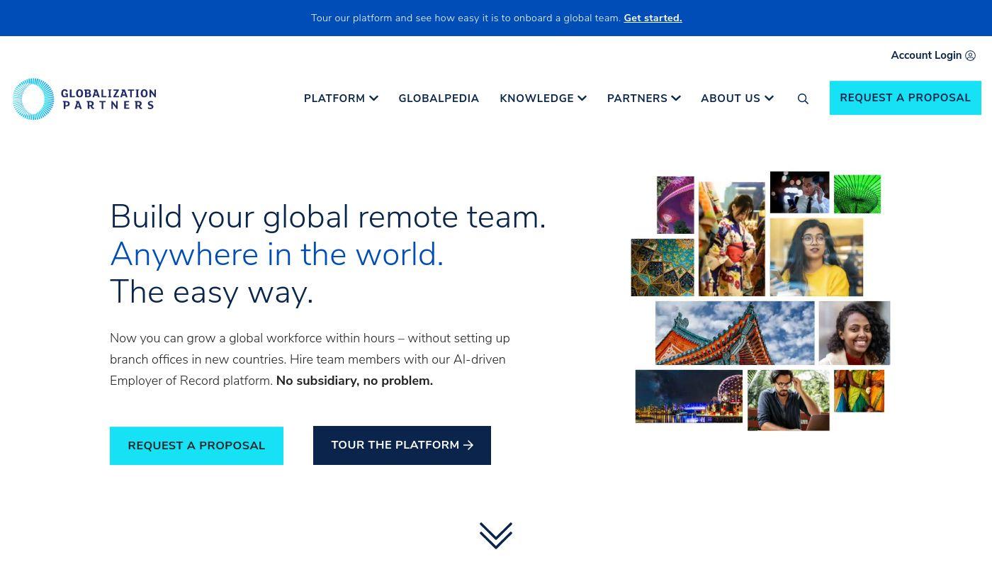 101) Globalization Partners