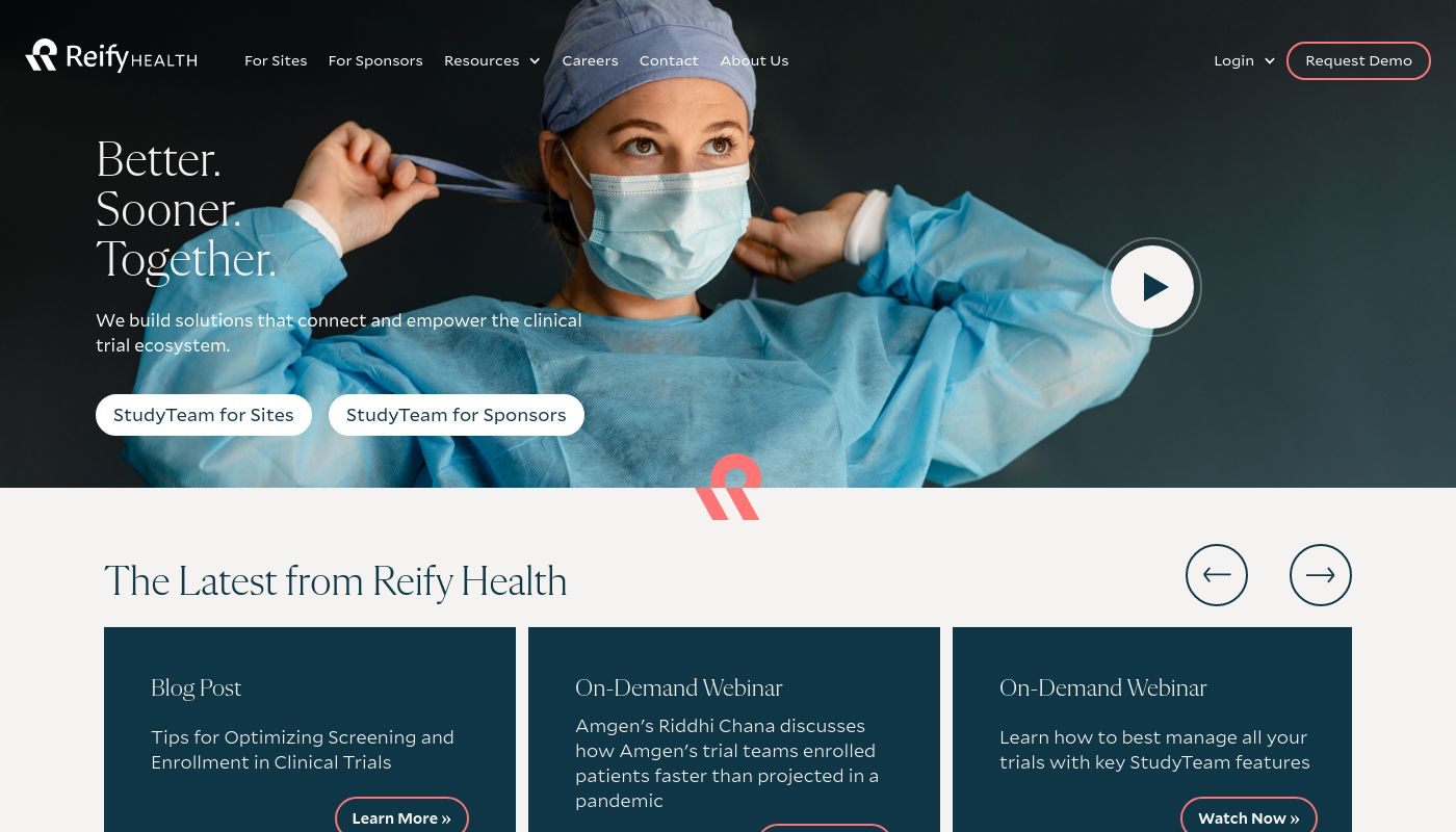 177) Reify Health