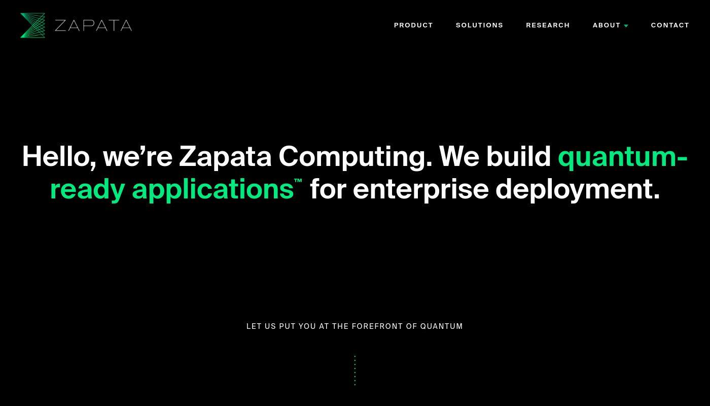 178) Zapata Computing