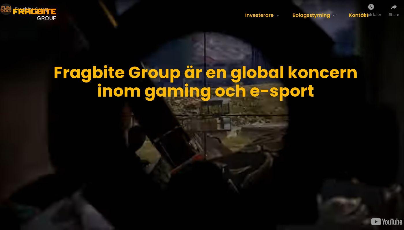 43) Fragbite Group