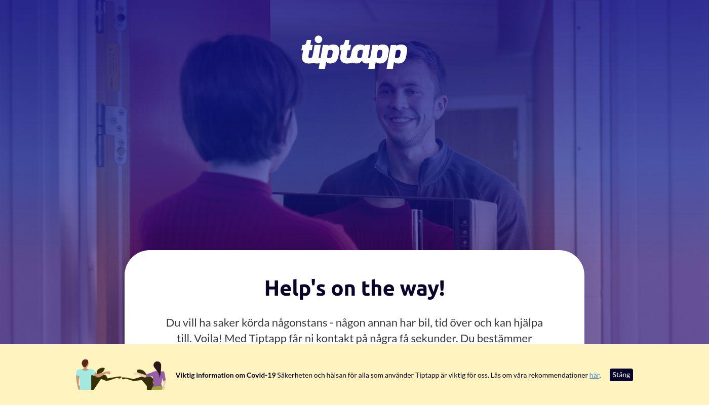 92) Tiptapp