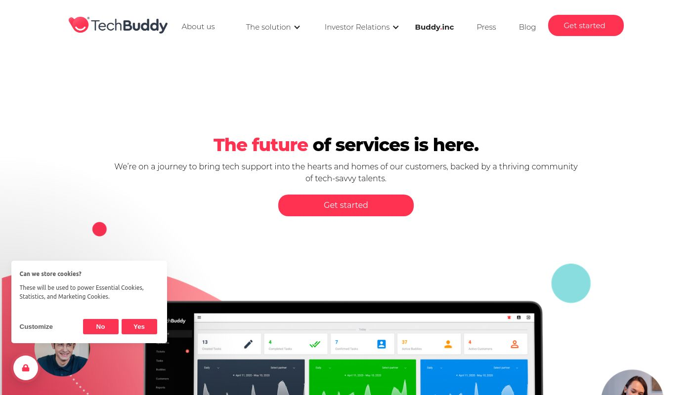 121) TechBuddy.co