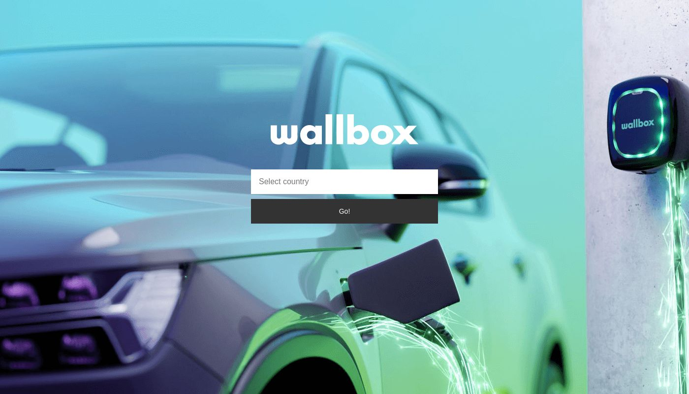 2) Wallbox