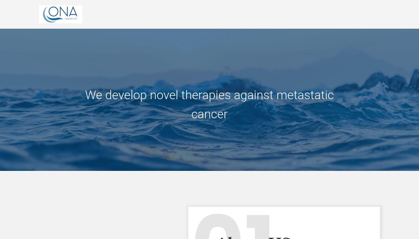 25) Ona Therapeutics