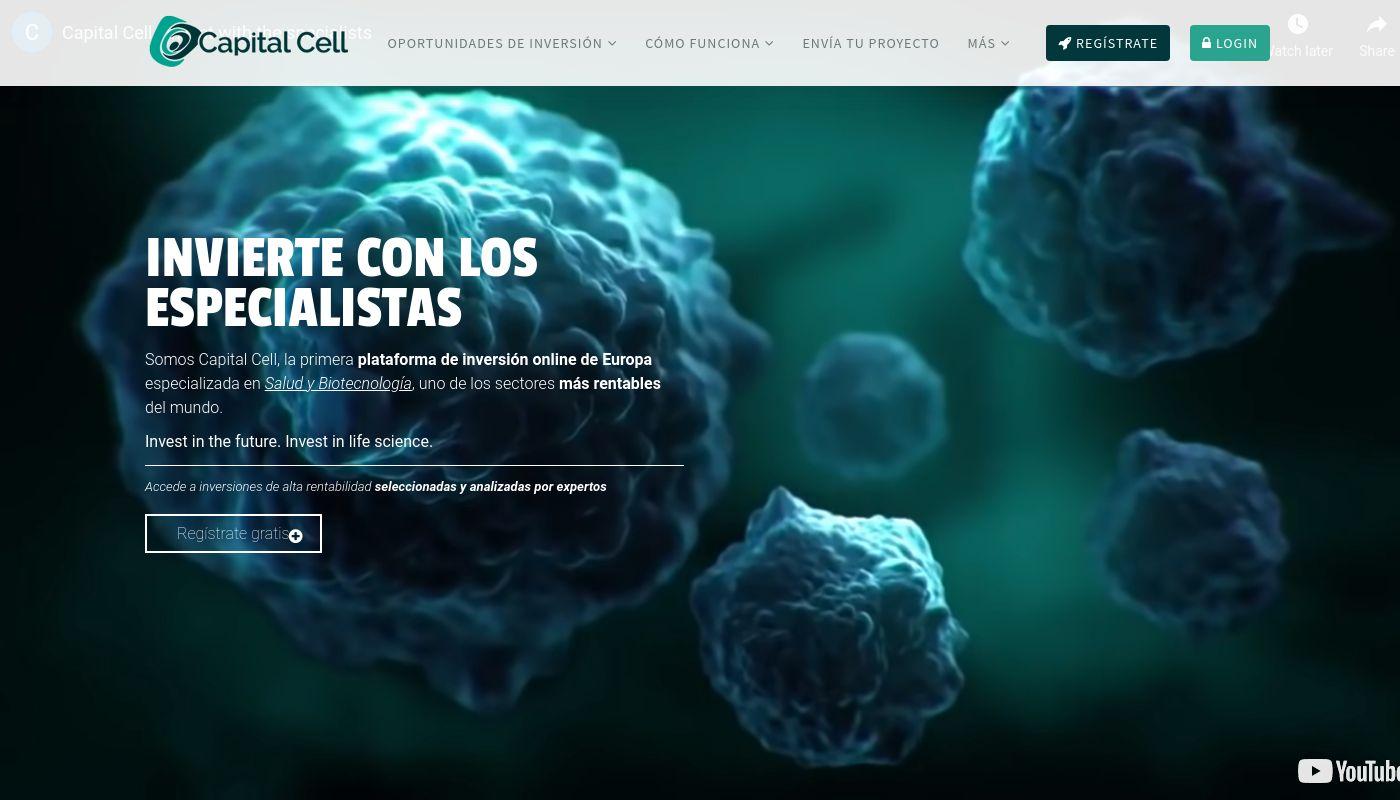 37) Capital Cell