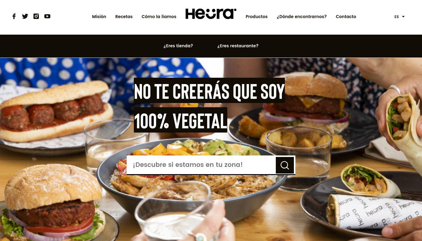 25) Heura Foods