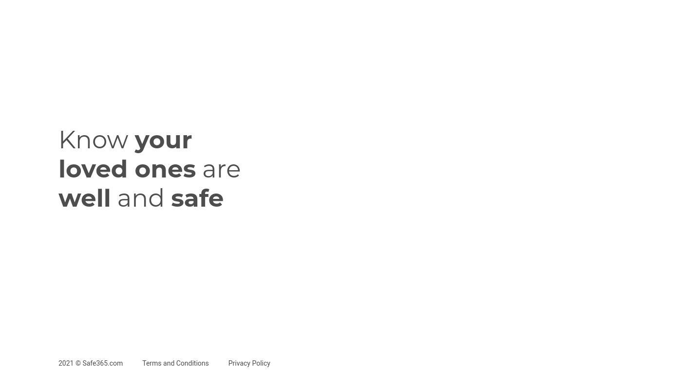 111) Safe365