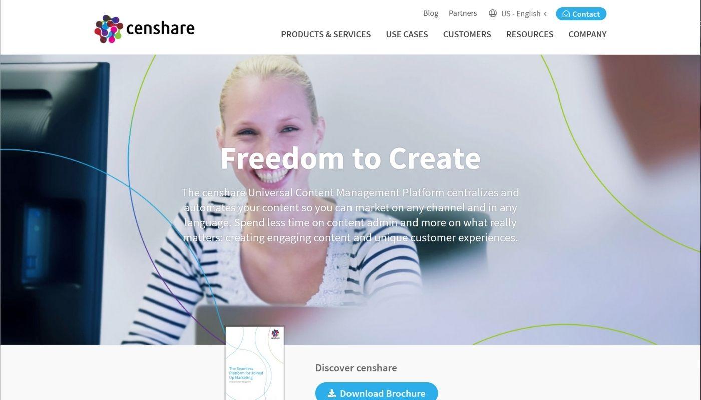 66) censhare GmbH