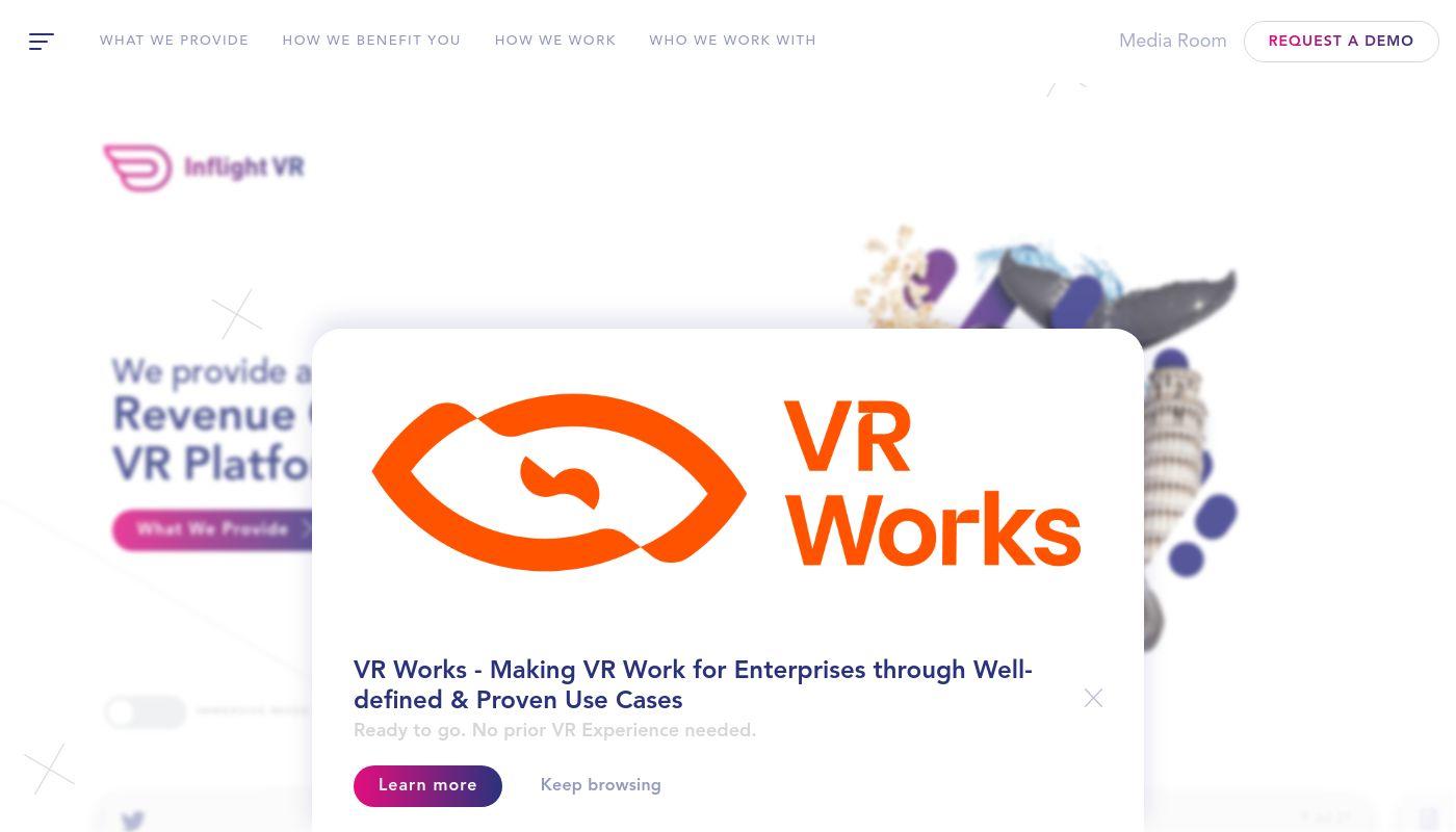 87) Inflight-VR