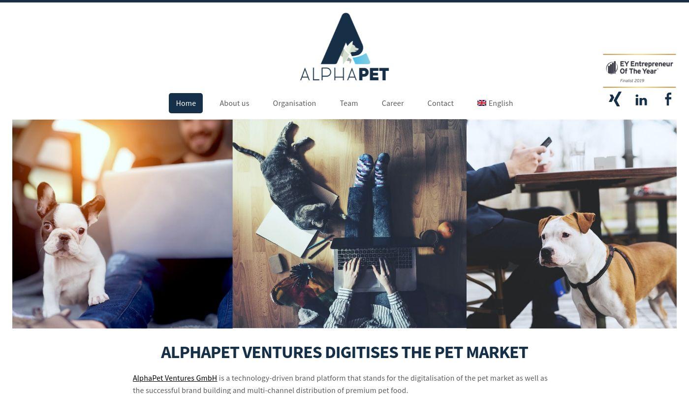86) Alphapet Ventures