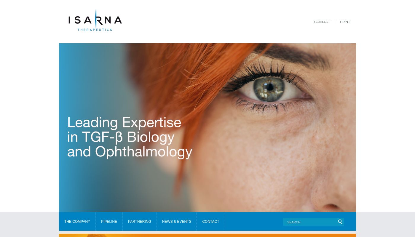 108) Isarna Therapeutics