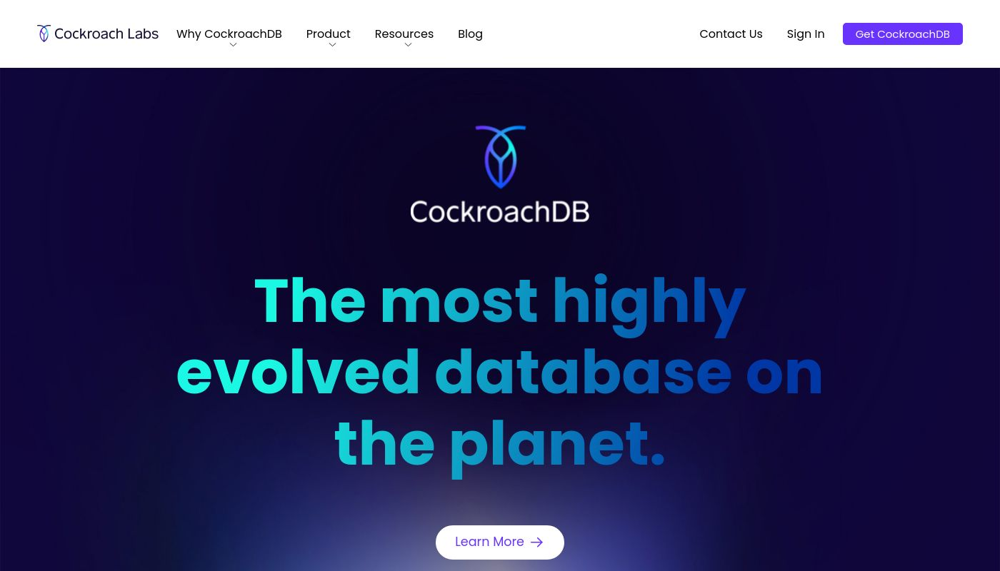 3) Cockroach Labs