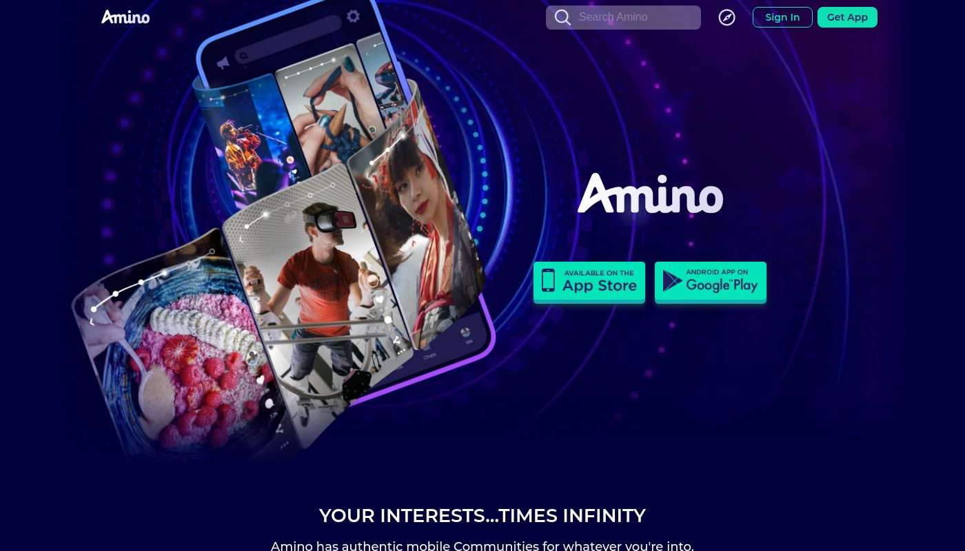 22) Amino Apps
