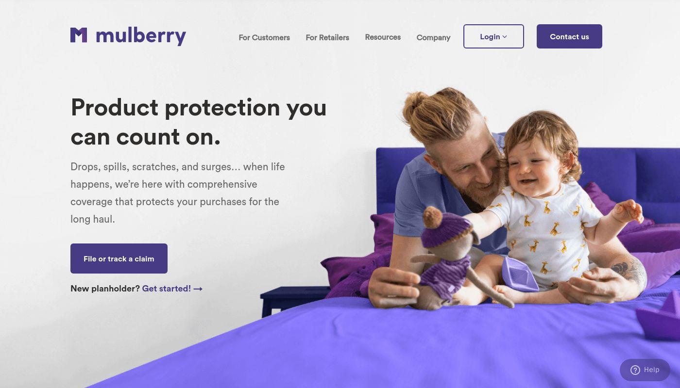 106) Mulberry Technology