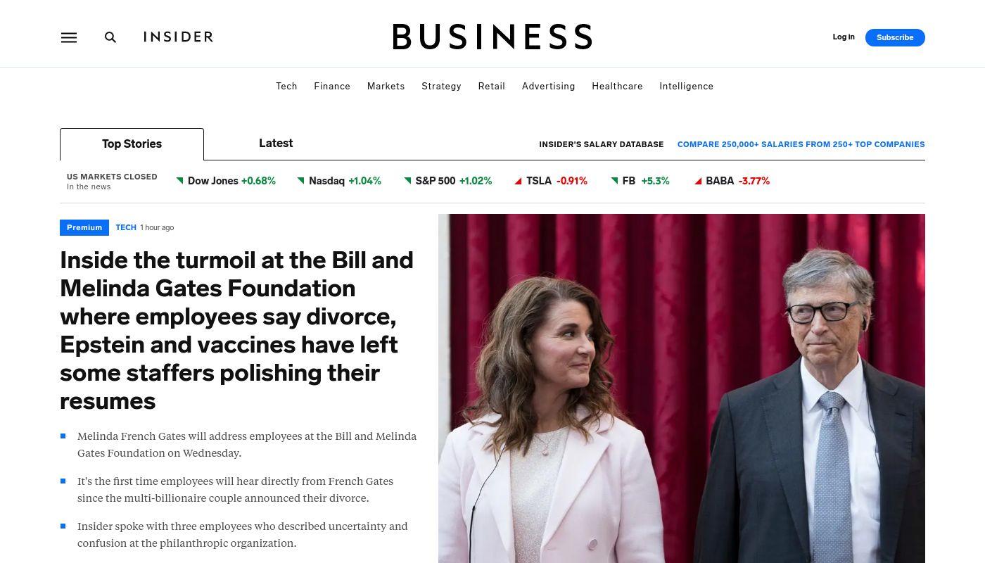 98) Business Insider