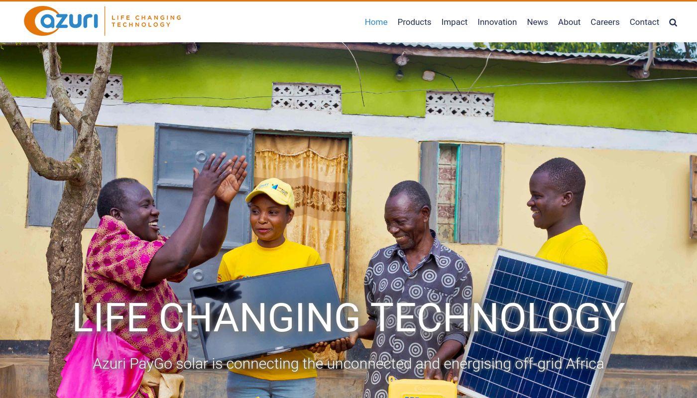 29) Azuri Technologies