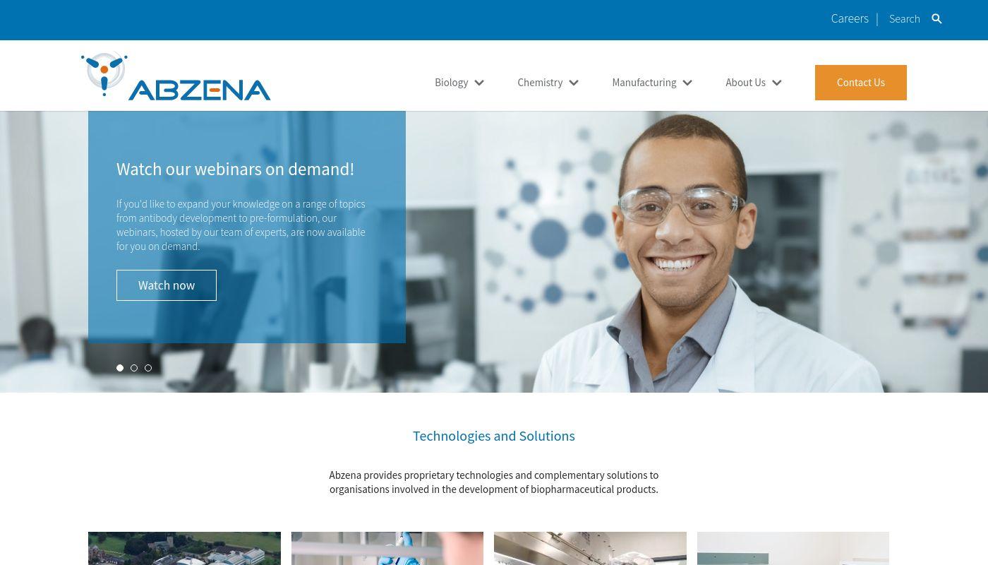 40) Abzena plc