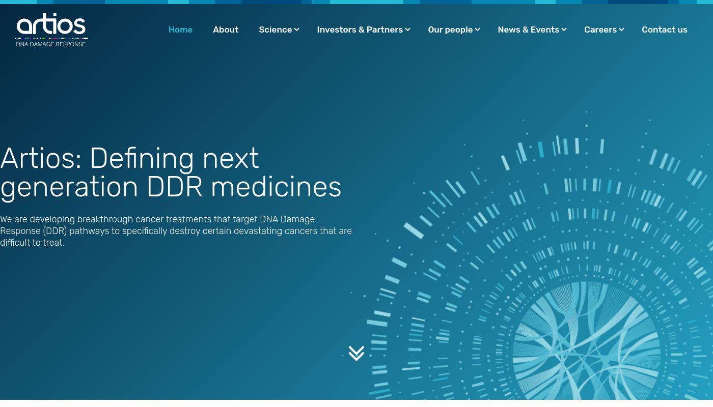 34) Artios Pharma