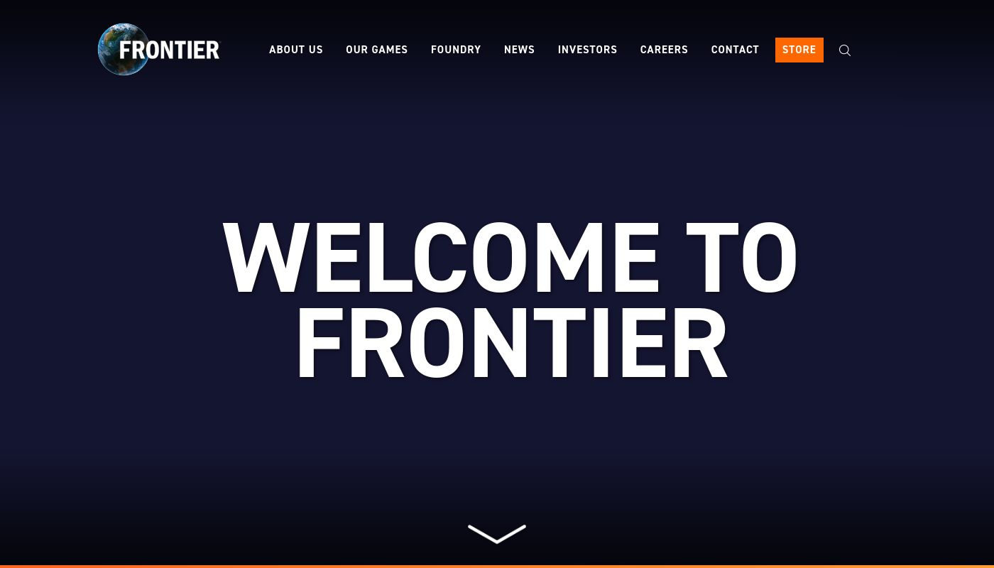 41) Frontier Developments