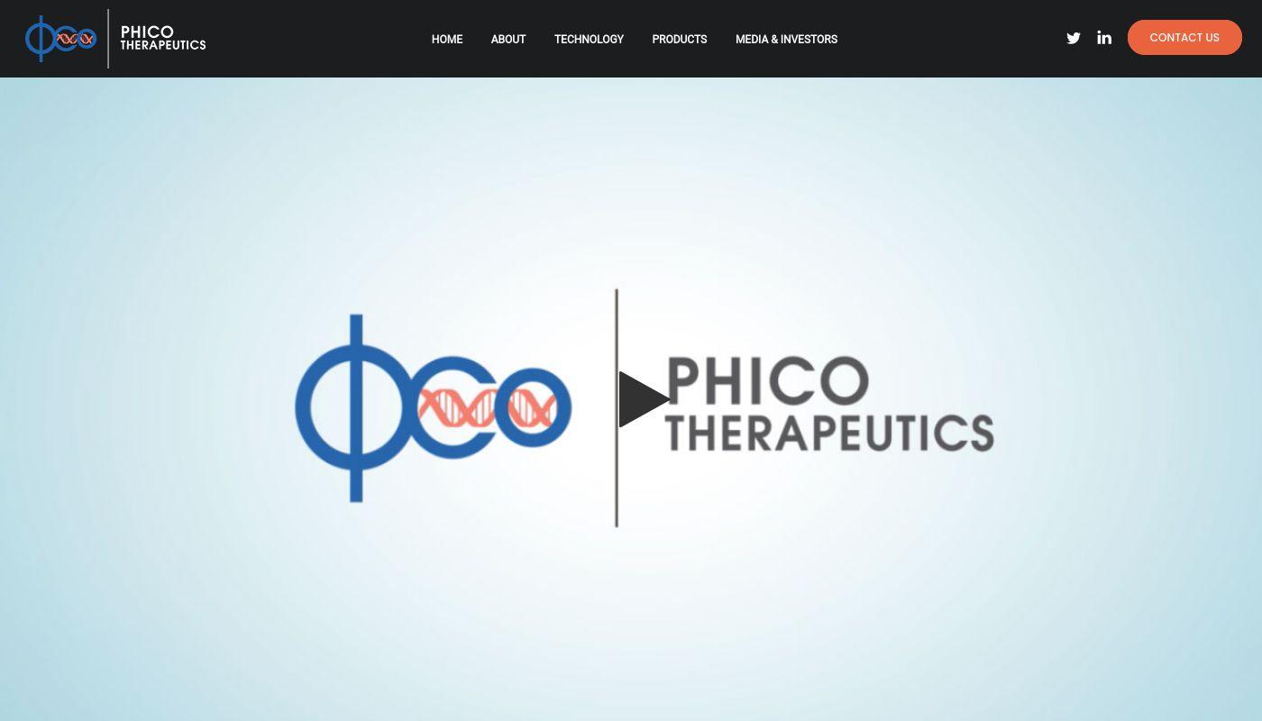 63) Phico Therapeutics