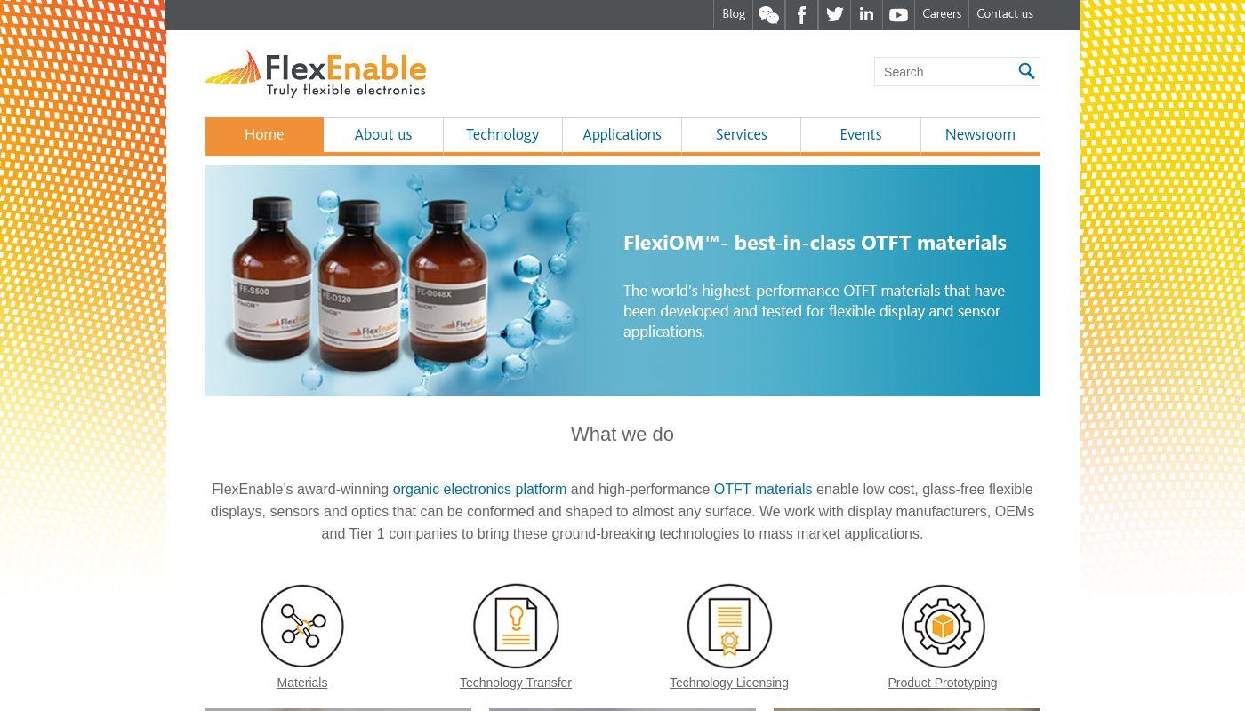 62) FlexEnable
