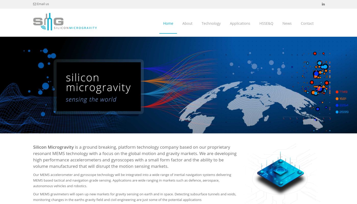 88) Silicon MicroGravity