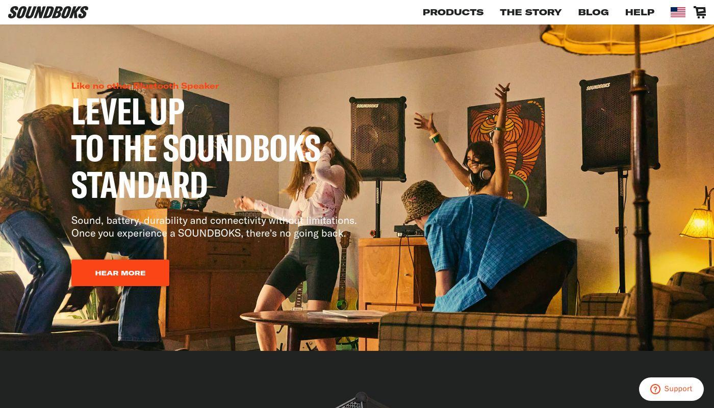 74) SoundBoks