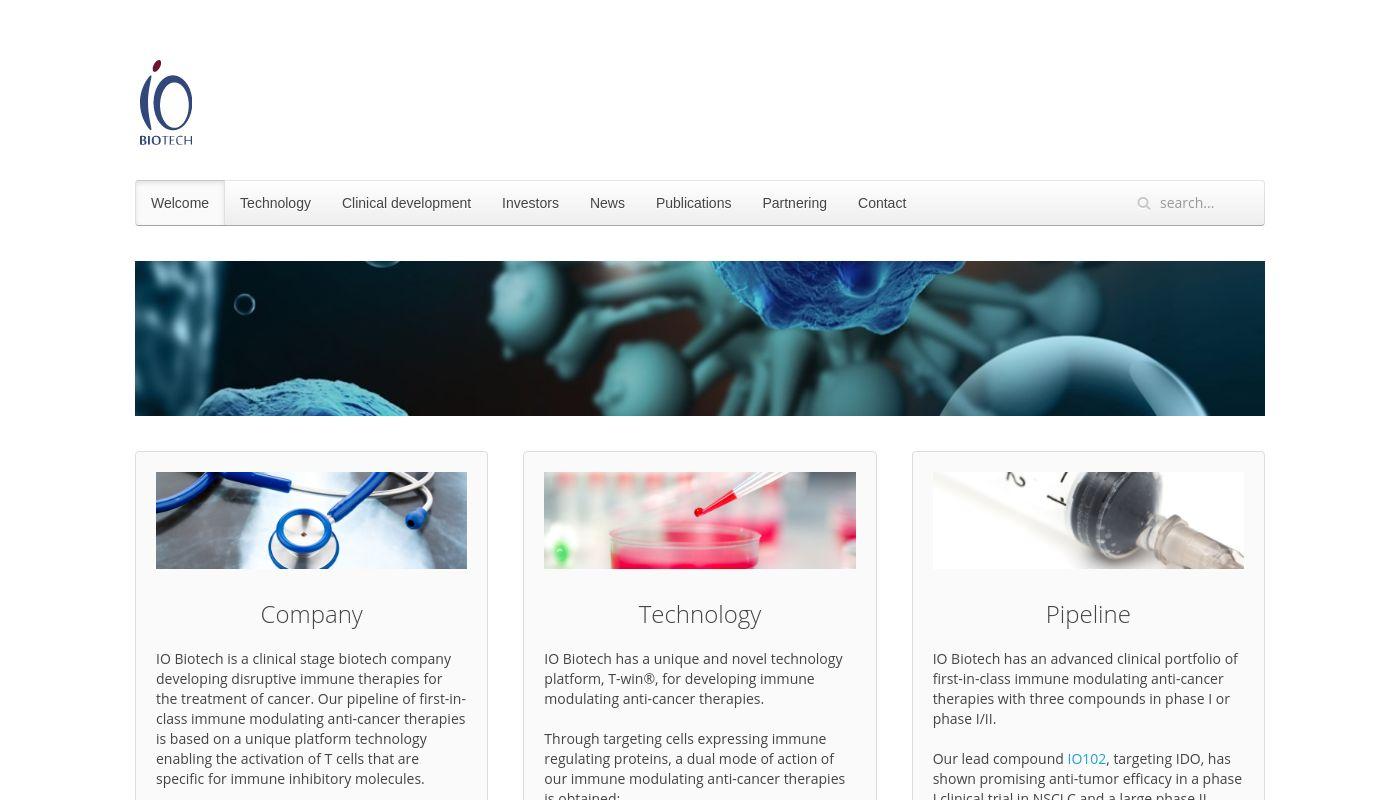 156) IO Biotech