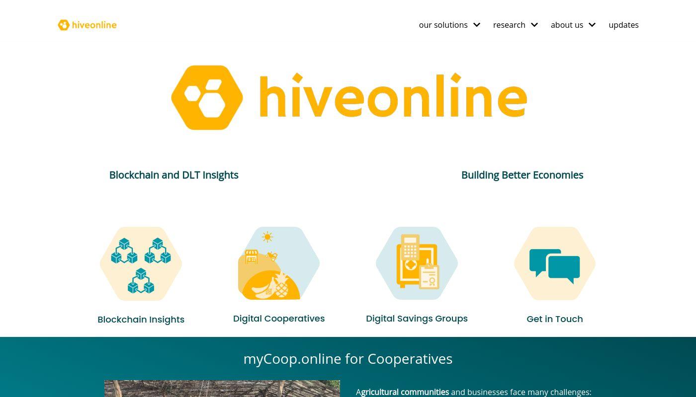 85) hiveonline