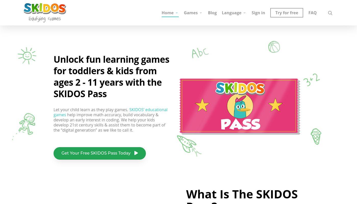84) Skidos