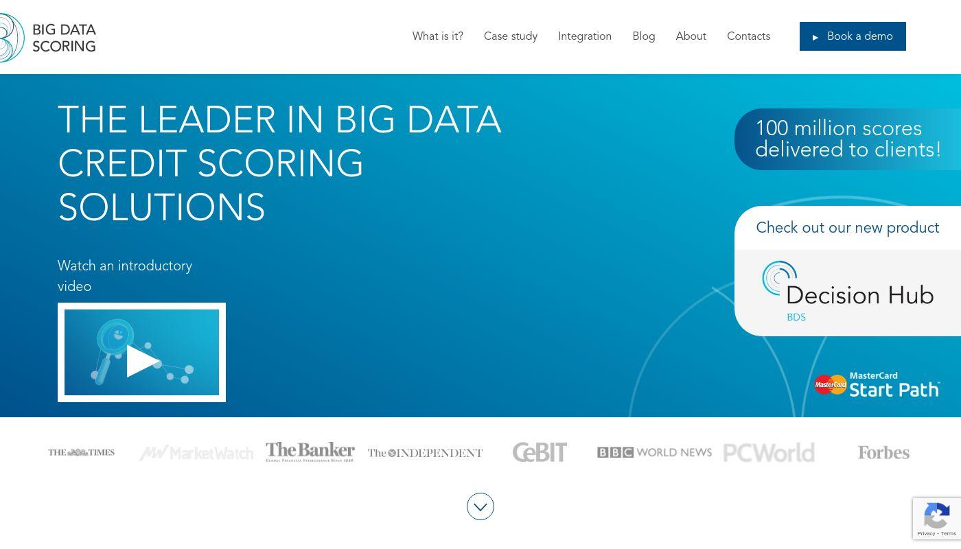 138) Big Data Scoring