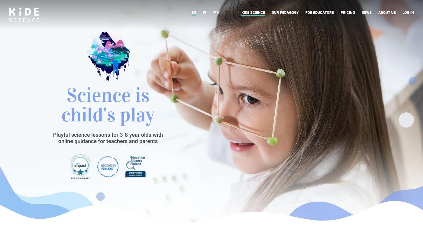 135) Kide Science