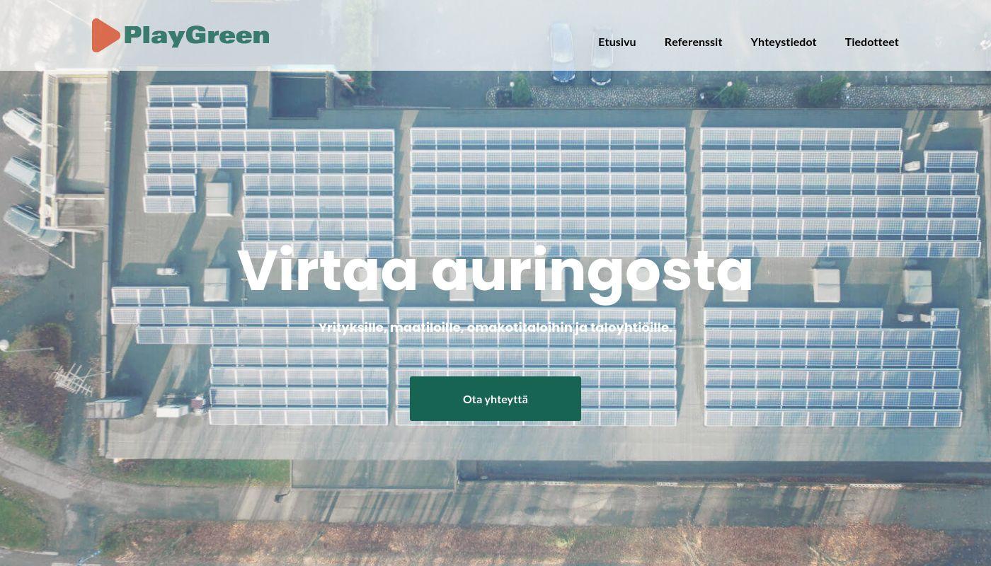 208) Playgreen Finland