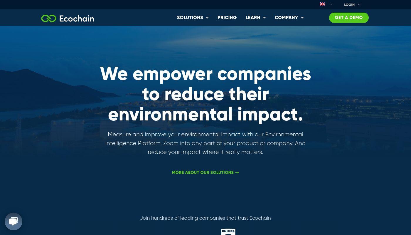 179) EcoChain Technologies