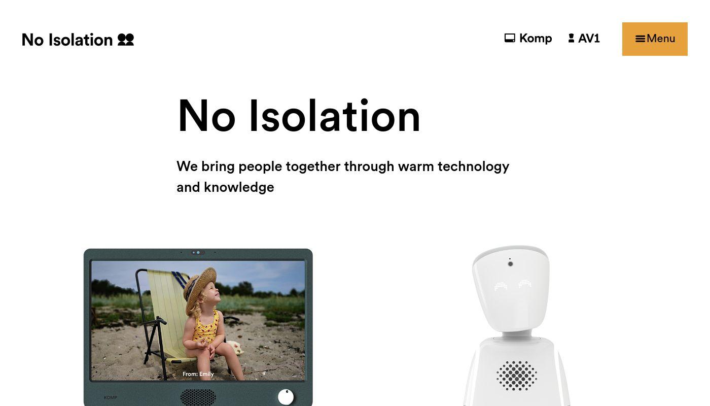 35) No Isolation