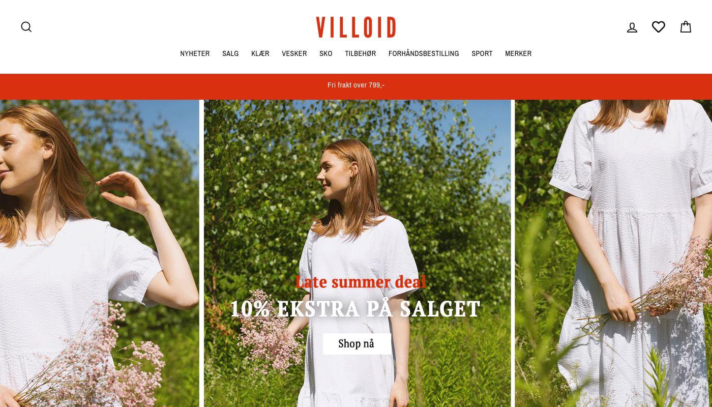 65) Villoid