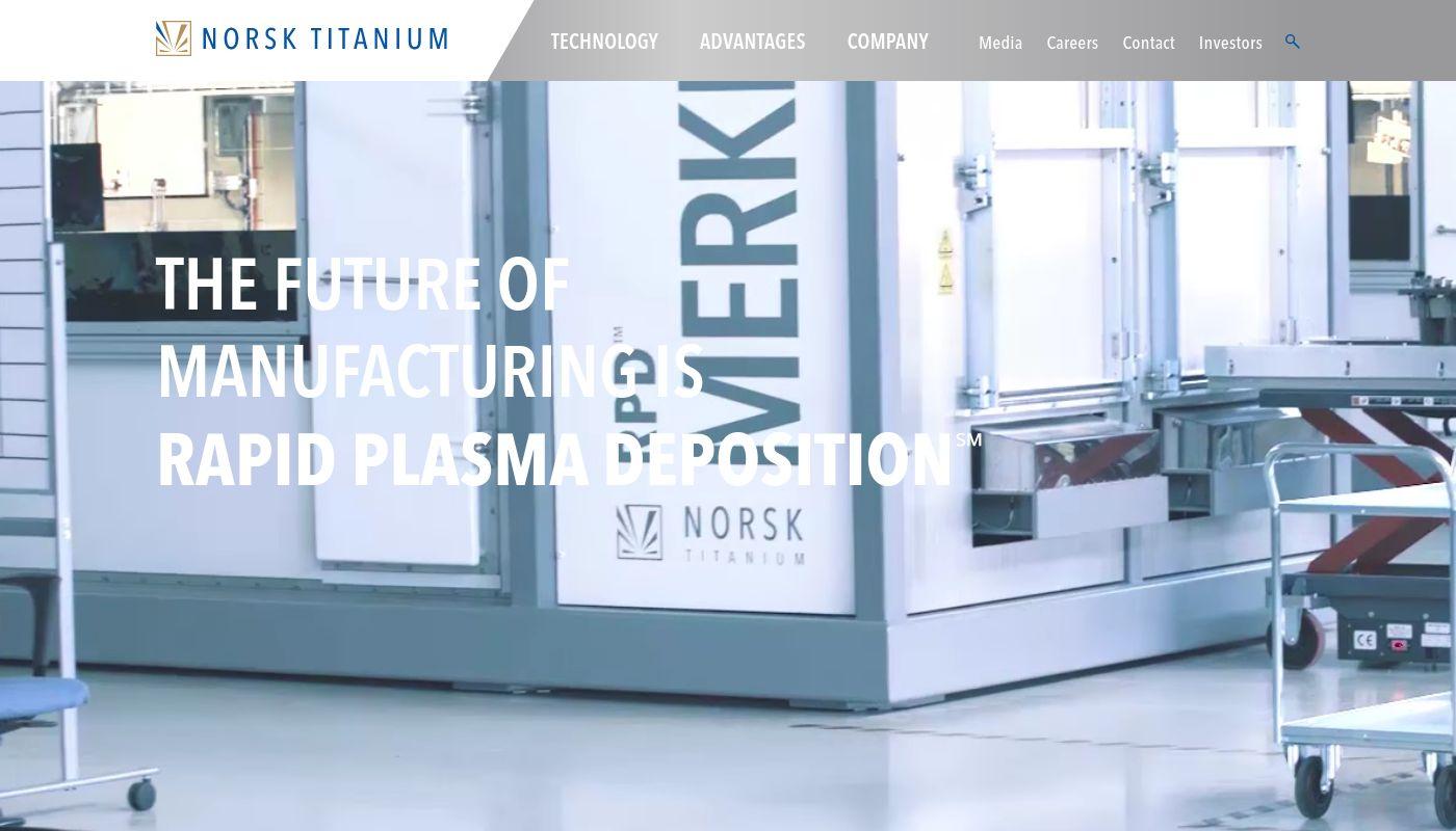 68) Norsk Titanium