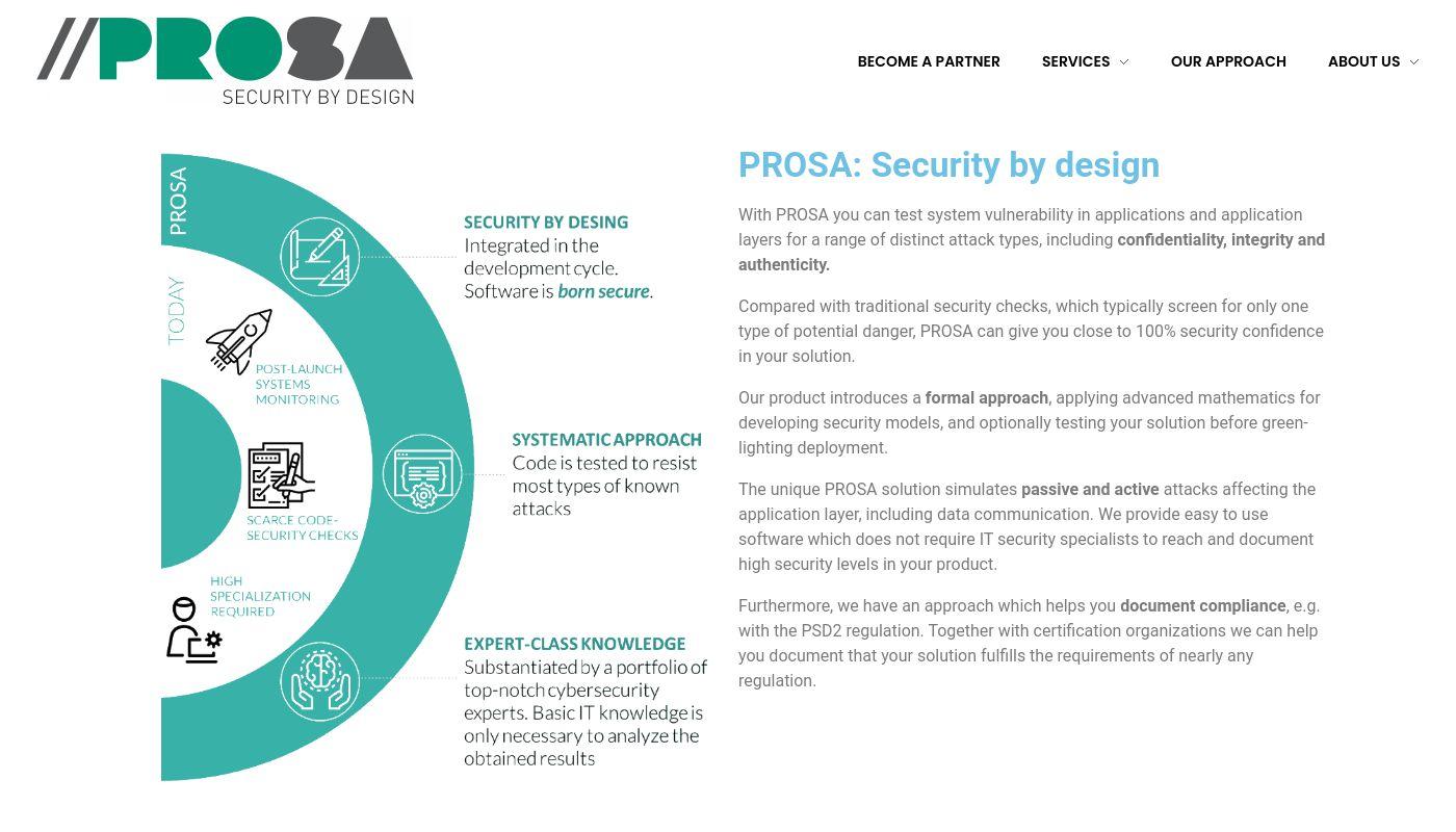 131) Prosa Security