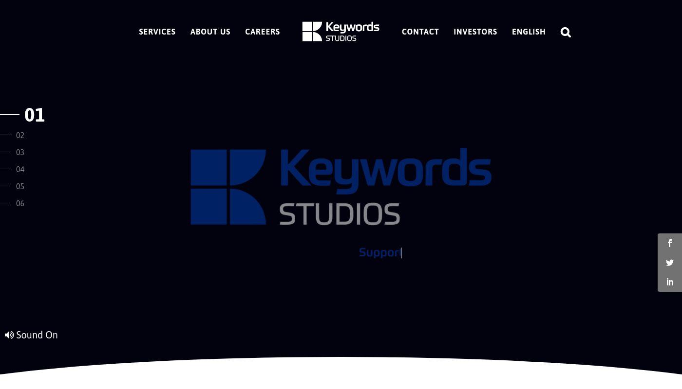 20) Keywords Studios