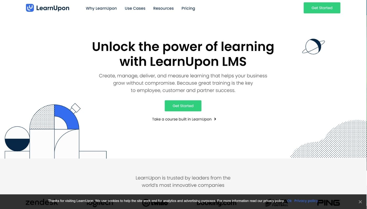 27) LearnUpon