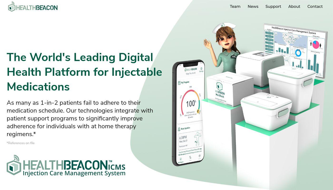41) HealthBeacon