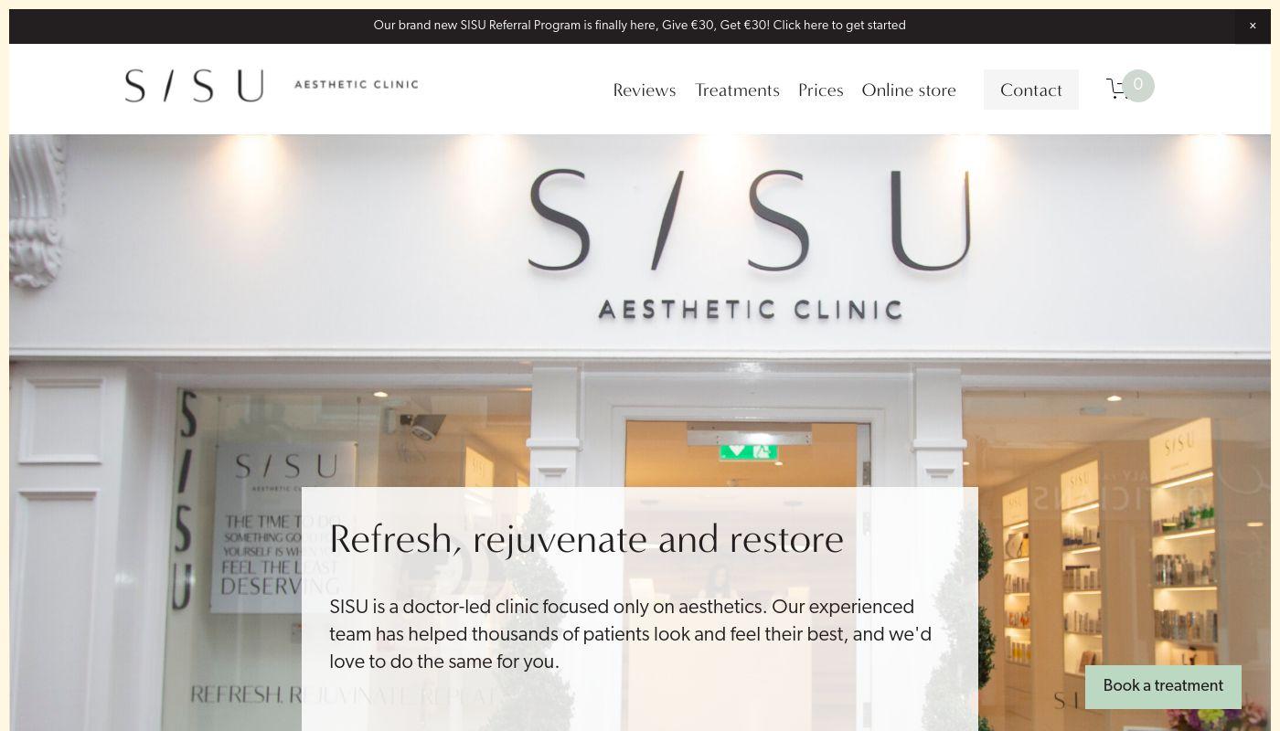 65) SISU Aesthetics Clinic