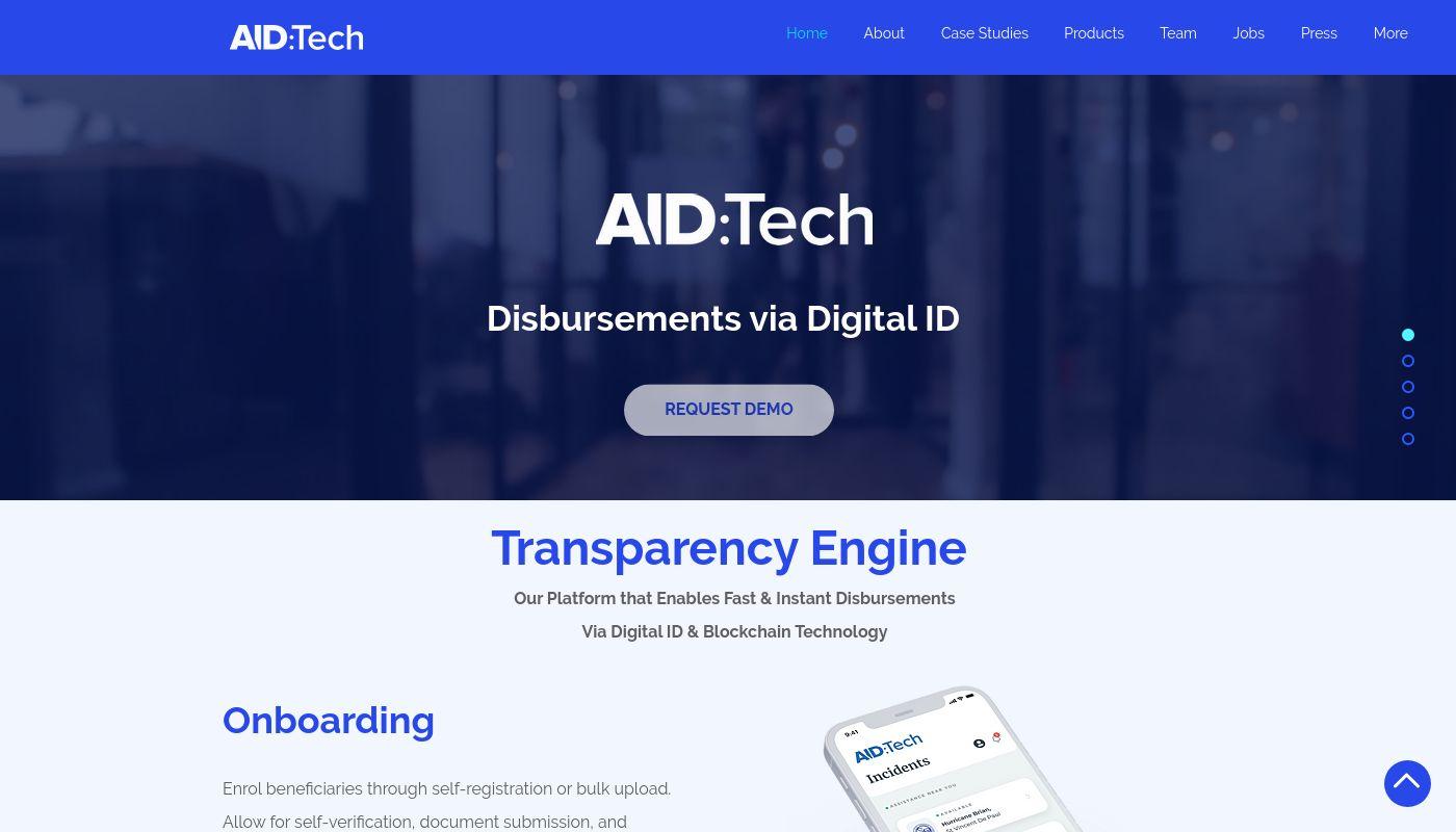 95) AIDTech