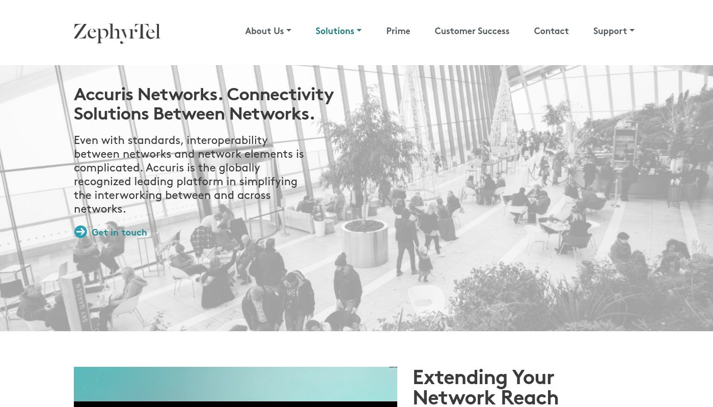 111) Accuris Networks