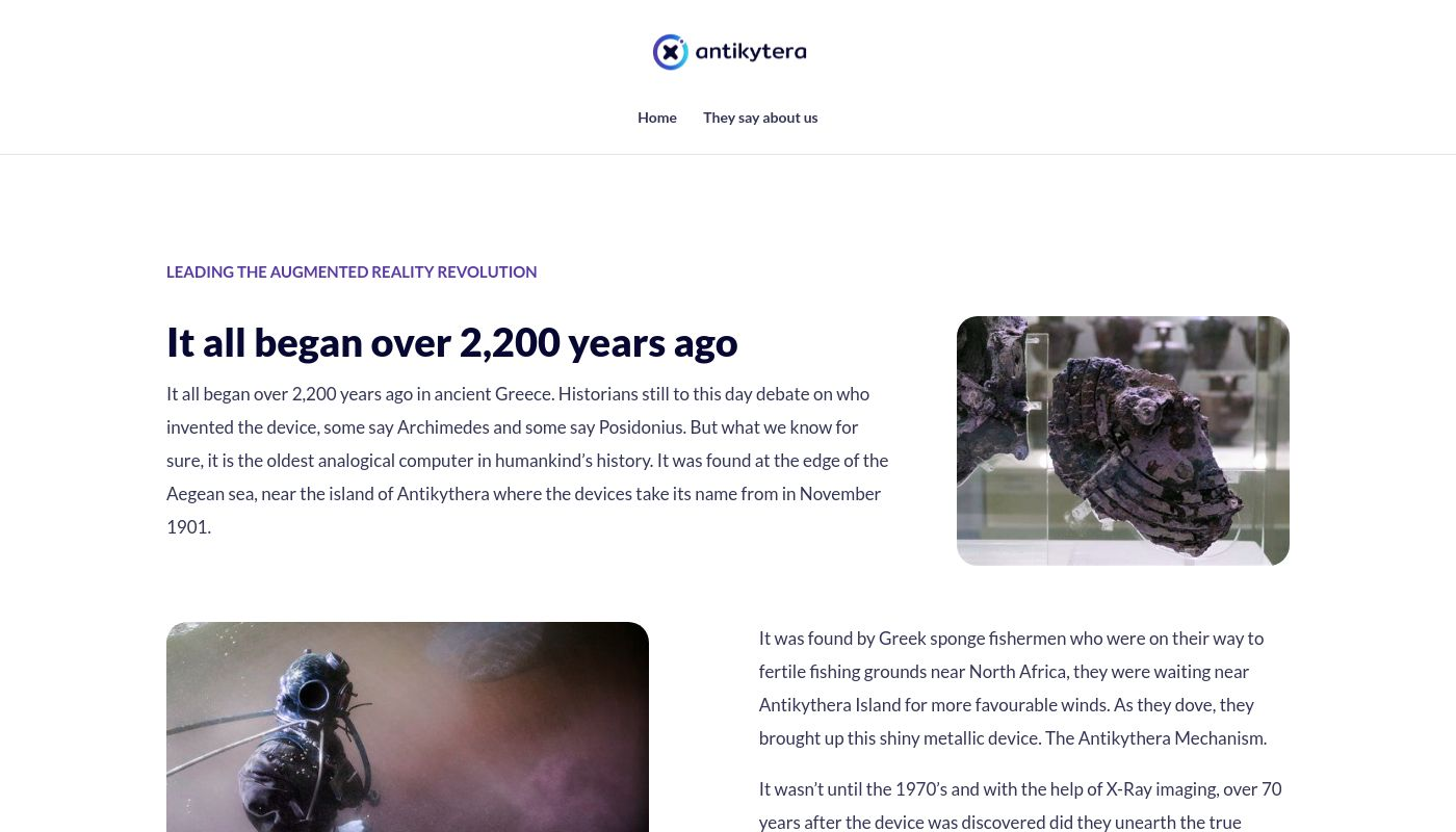 223) Antikytera e-Technologies