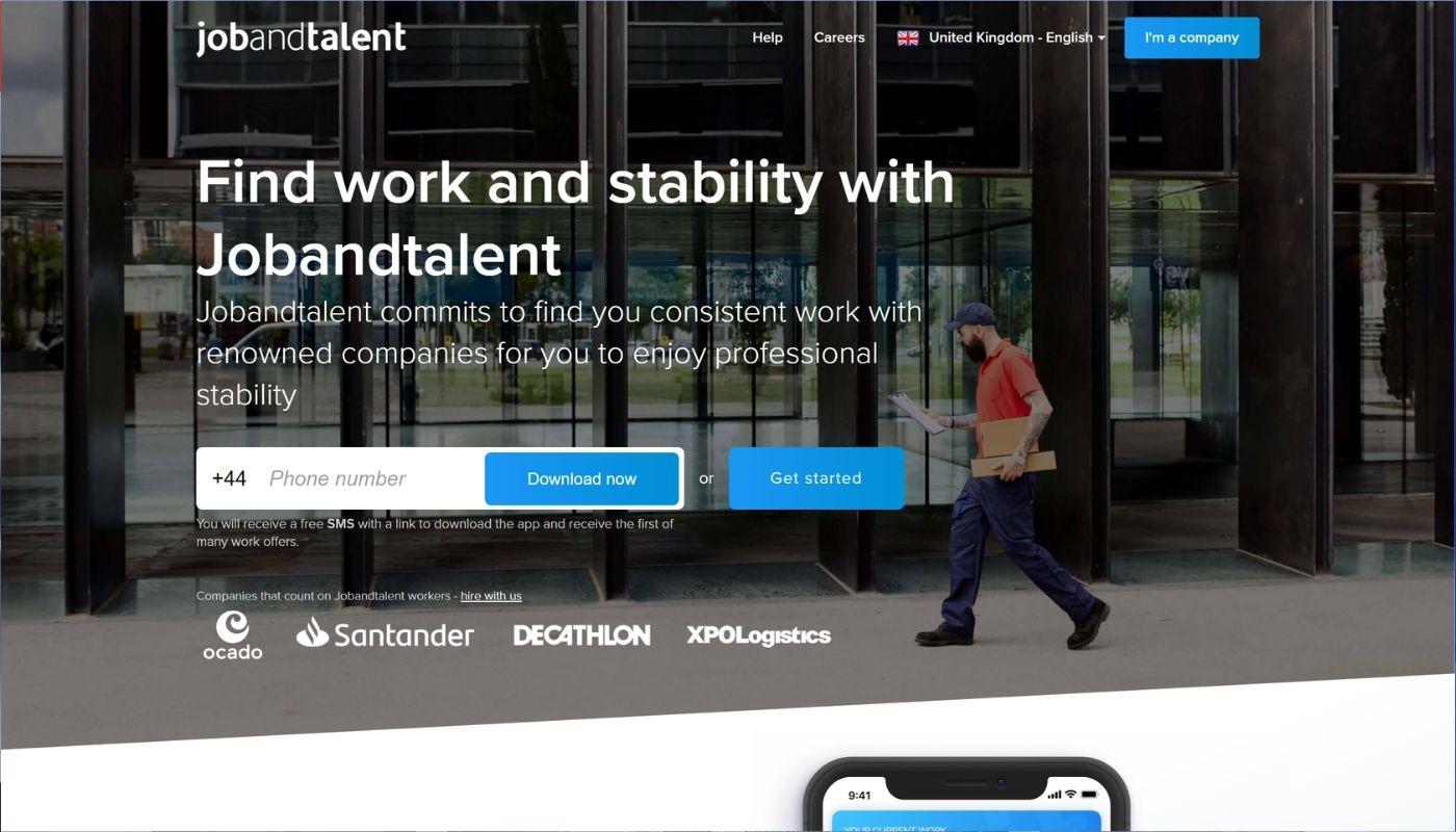 3) Jobandtalent
